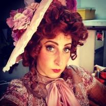 Eulalie selfie!