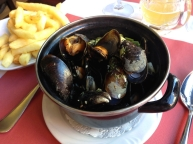 Mussels and Frites!