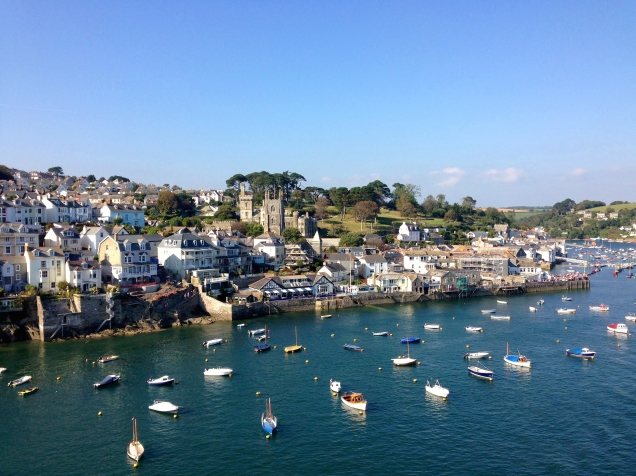 Beautiful Fowey